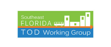 An image of the Southeast Florida TOD Working Group Logo